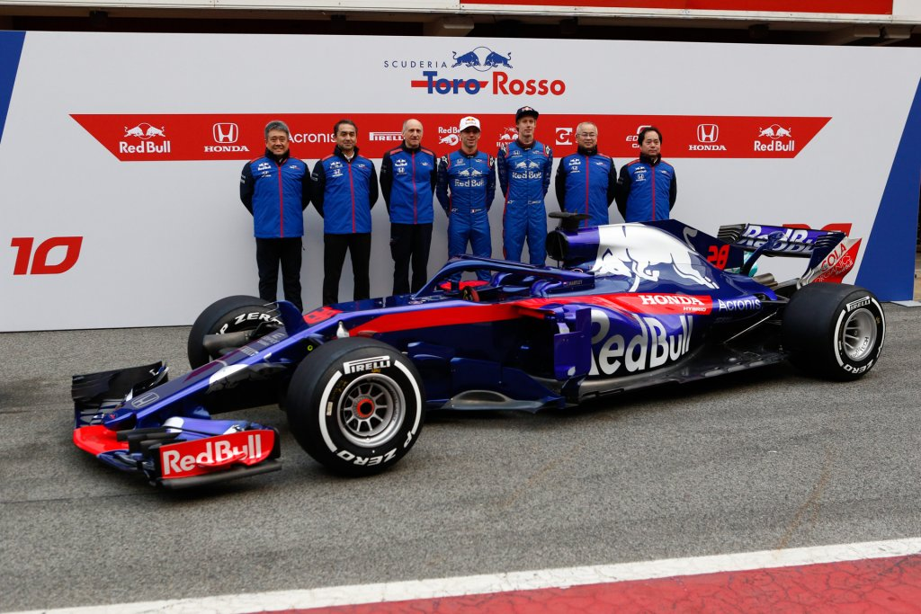 Toro Rosso vuole cambiare nome per il 2020!