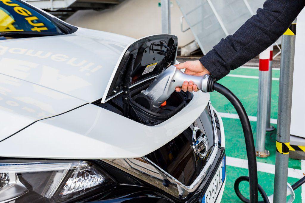Nissan E Ikea Aumenta La Mobilità Elettrica Motori News