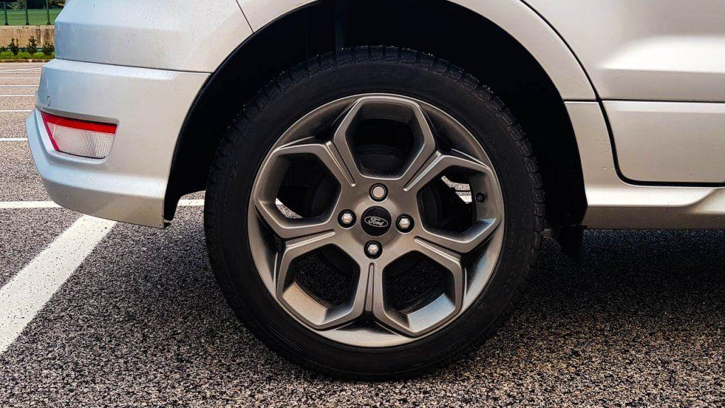 Ford EcoSport 1.5 TDCi 100 CV ST-Line, la prova su strada