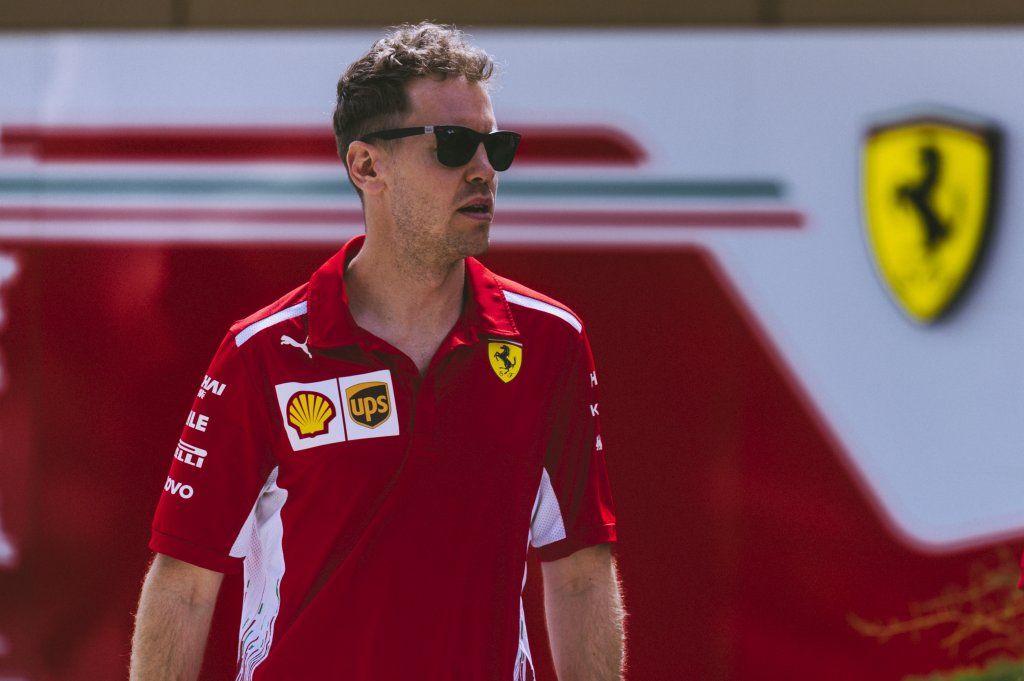 F1, Vettel pronto per la Cina: