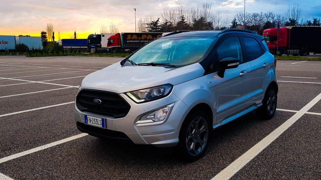 Ford Ecosport 1 5 Tdci 100 Cv St Line La Prova Su Strada