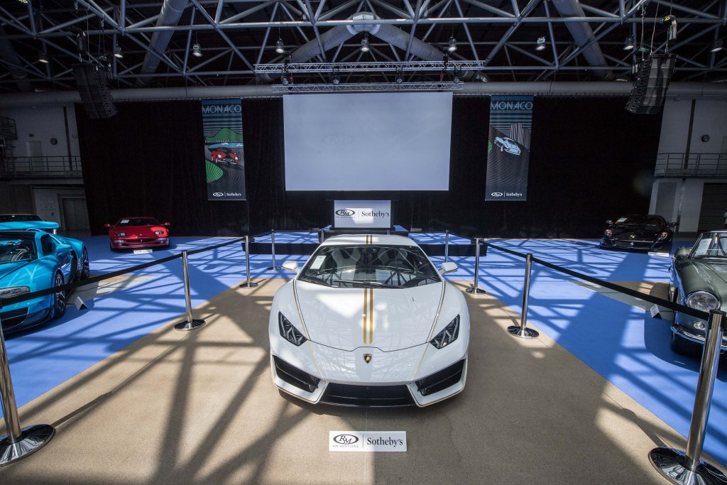 La Lamborghini di Papa Francesco è stata venduta