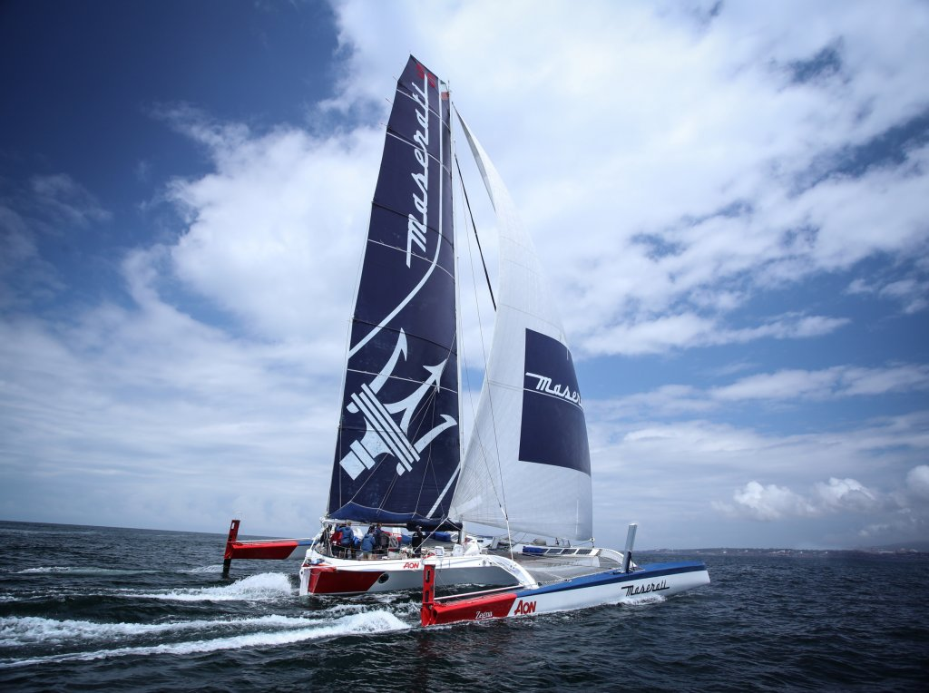 Maserati Drive & Sail Experience: prestazioni al top