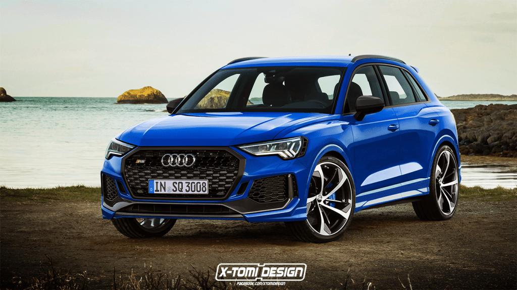 Nuova Audi Rsq3 2019 La Vedremo Presto Con Almeno 400 Cv Motori News