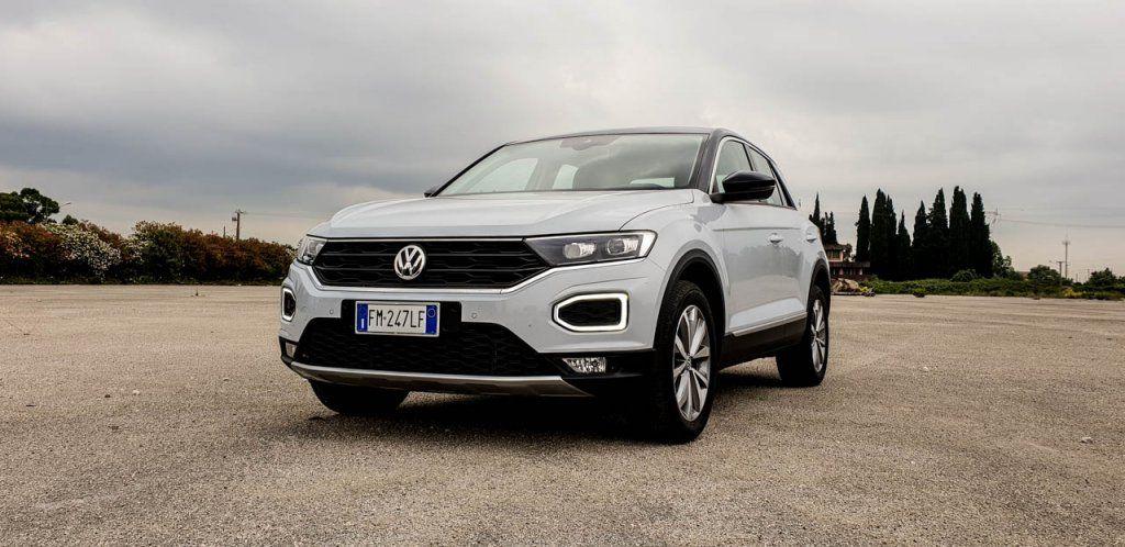 Volkswagen T.Roc 1.0 TSI Style BMT, la prova su strada
