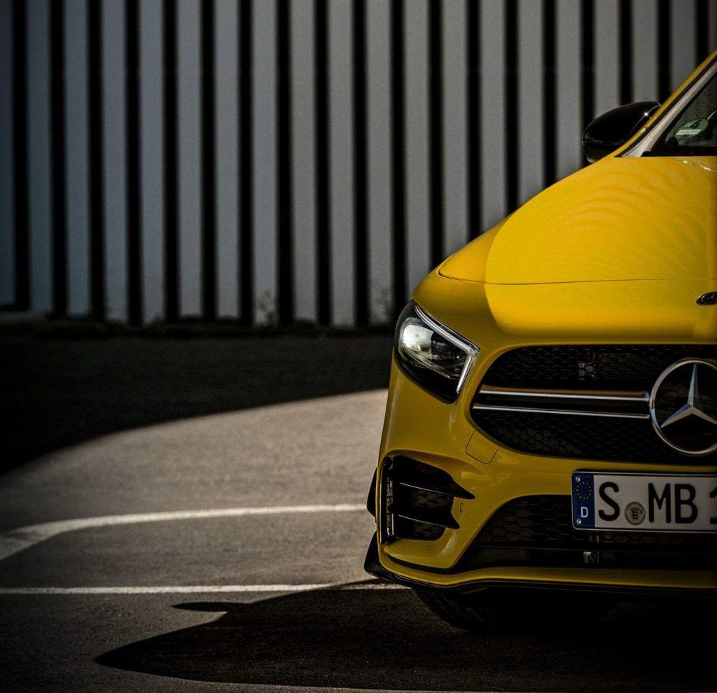 Mercedes Classe A35 AMG, la sportiva arriva a dicembre