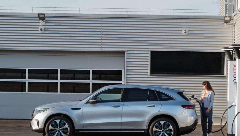 Mercedes EQC, il suv 100% elettrico con 402 CV (VIDEO)
