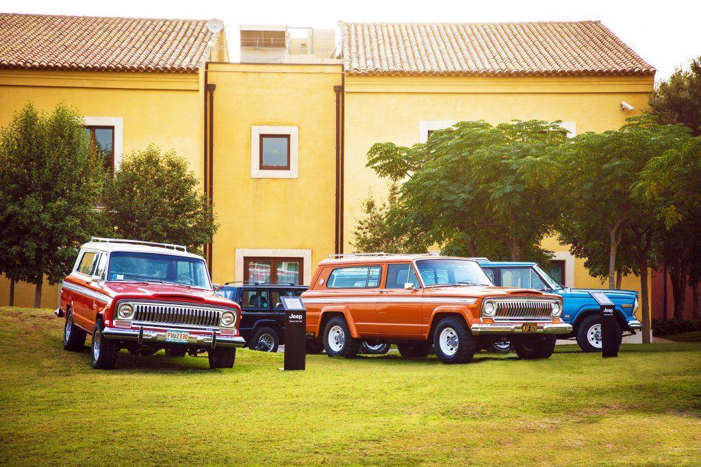 Jeep Cherokee: 44 anni di storia del suv