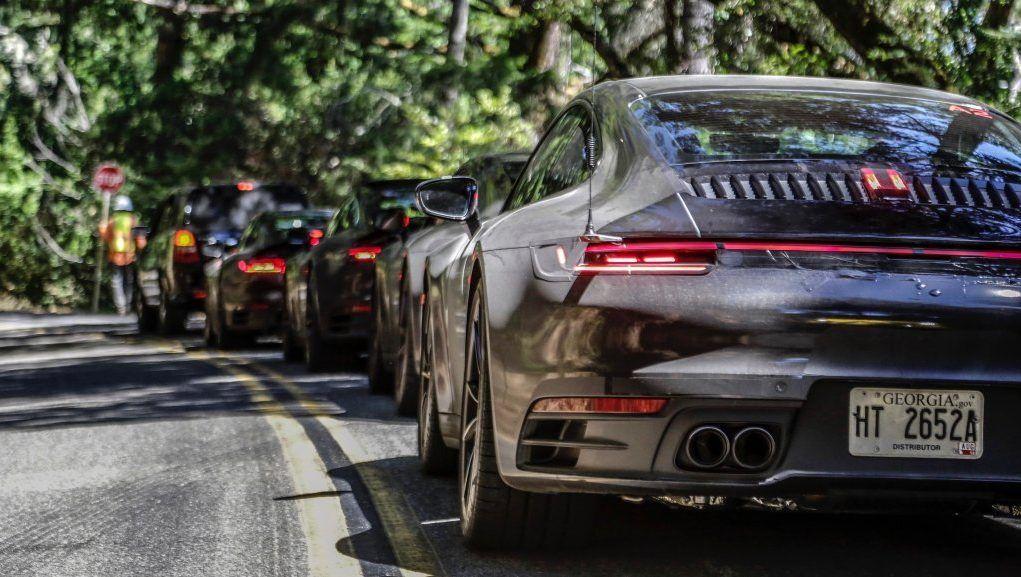 Nuova Porsche 911: prime informazioni, motori e foto