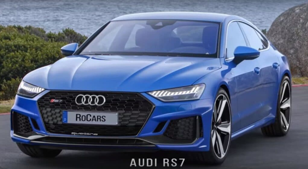 Novita Audi 2019 Rs6 Ed Rs7 Con Tecnologia Porsche Motori News