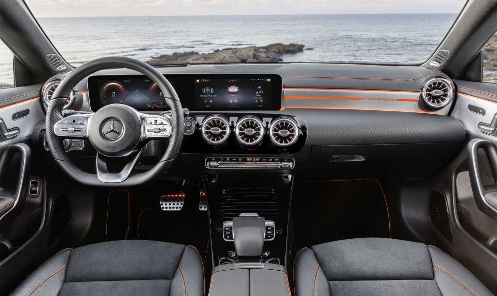 Nuova Mercedes CLA: prime foto ed informazioni (VIDEO)