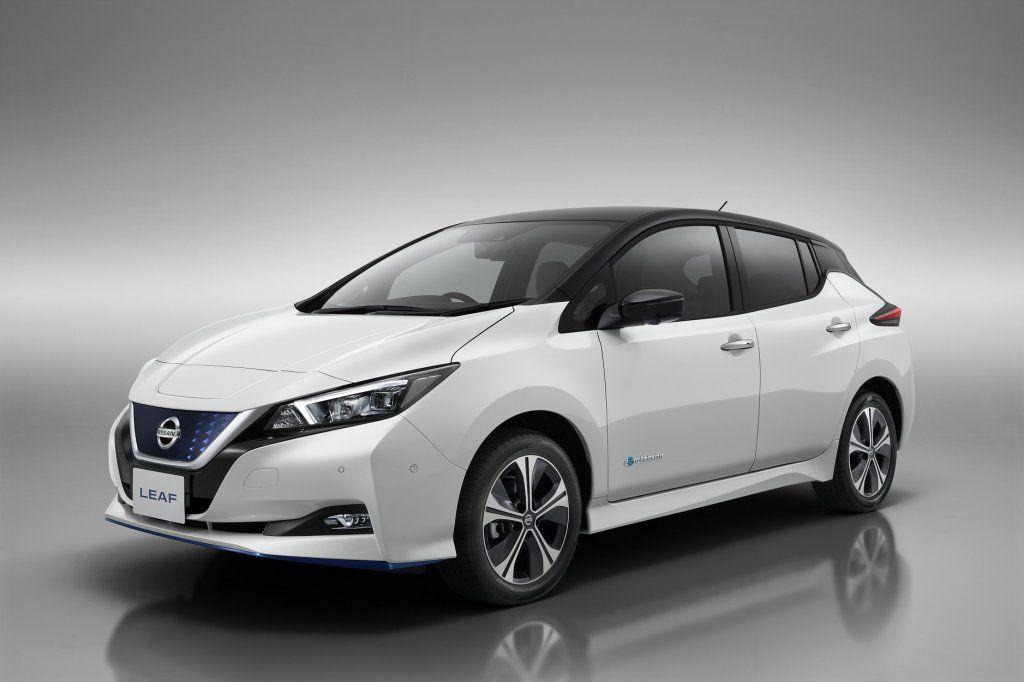 Novità Nissan: ecco la Leaf 2019 3.ZERO
