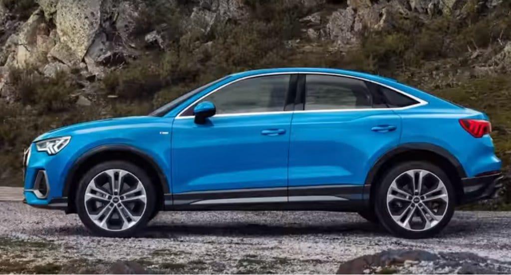 Nuova Audi Q4 2019, informazioni e foto del suv coupè
