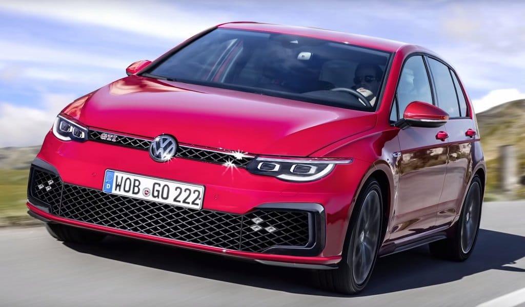 nuova volkswagen golf gti la serie 8 con almeno 300 cv