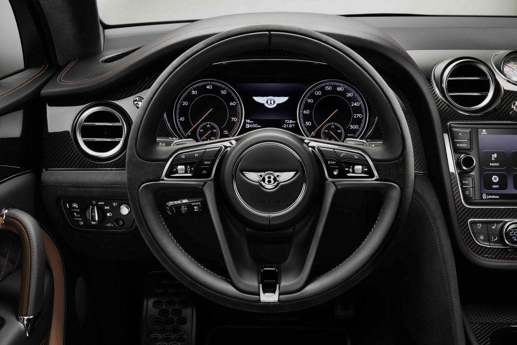Nuova Bentley Bentayga Speed, il suv più veloce al mondo