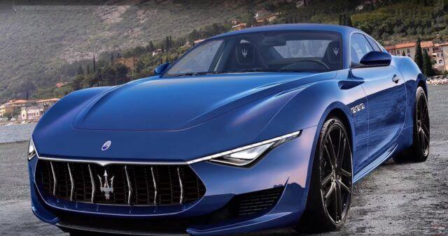 Nuova Maserati Alfieri: nel 2020 al posto della Gran ...