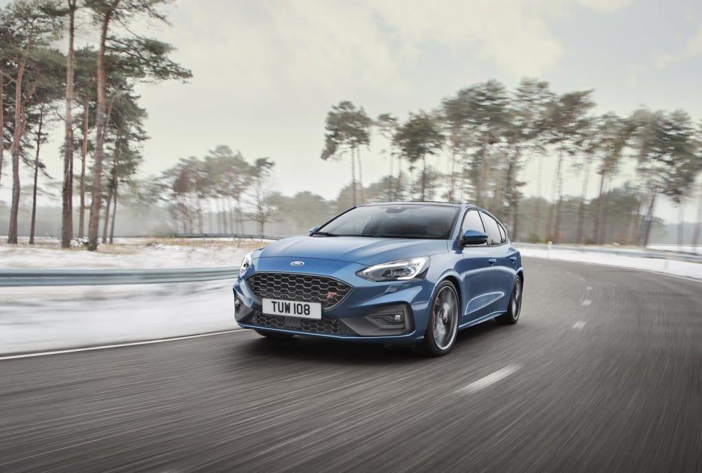 Nuova Ford Focus ST: doppia versione in attesa della RS