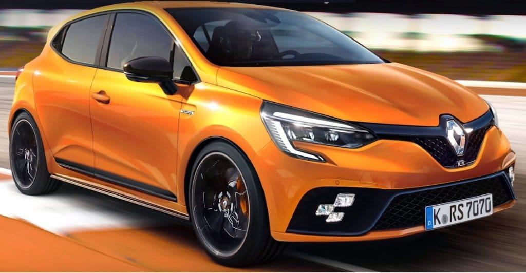 05774a2b2c Nuova Renault Clio RS 2020, prime anticipazioni (VIDEO) - Motori News