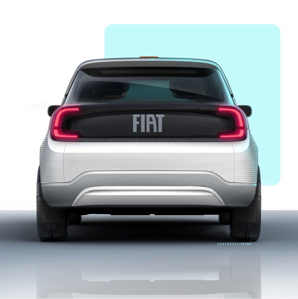 La nuova Fiat Panda assomiglierà alla Fiat  Centoventi?