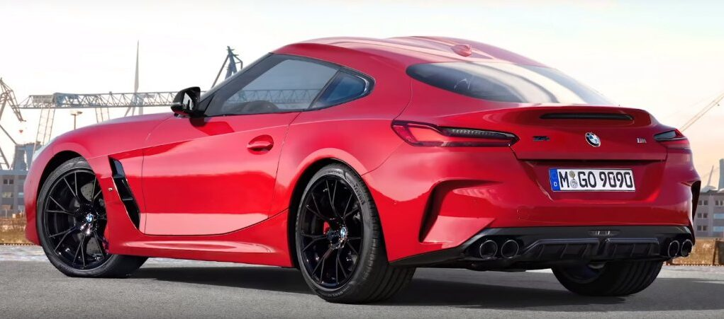 Bmw Z4 Coupe 2020 Torna La Coupe Sportiva Motori News