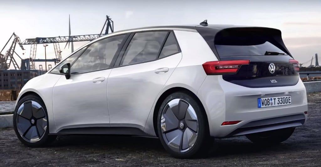 nuova volkswagen id prezzo  caratteristiche dellelettrica motori news