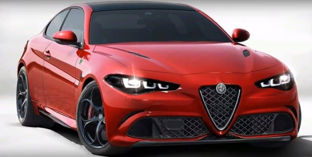 Ford Edge Vignale >> Novità Alfa Romeo: il suv Brennero e la Giulia GTV nel ...