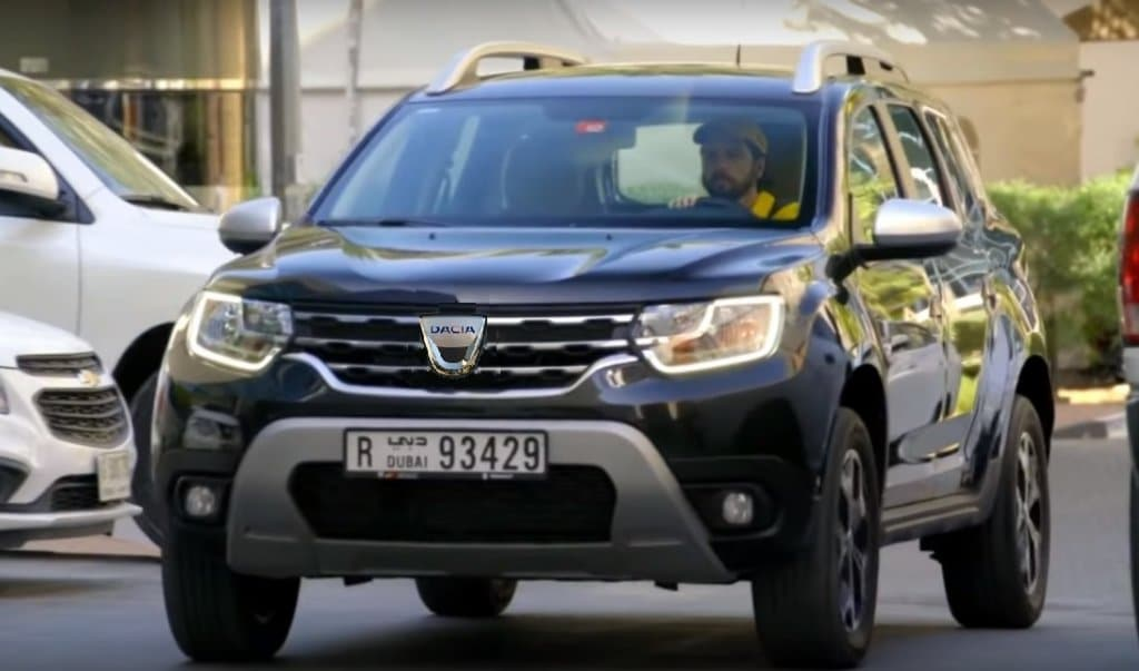 nuova dacia duster  foto scoop del facelift video motori news