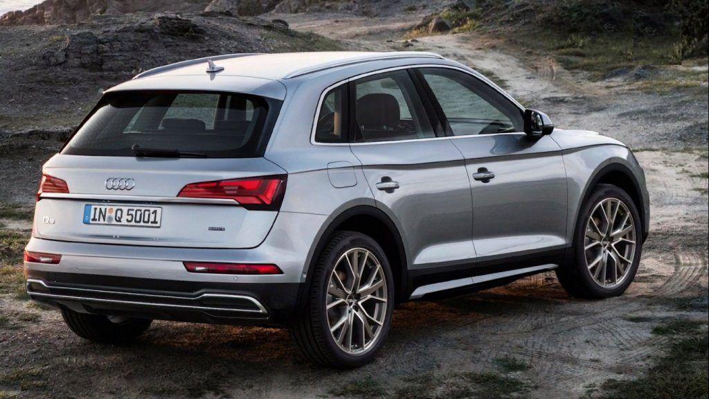 In arrivo, prossimamente, il restyling dell'Audi Q5
