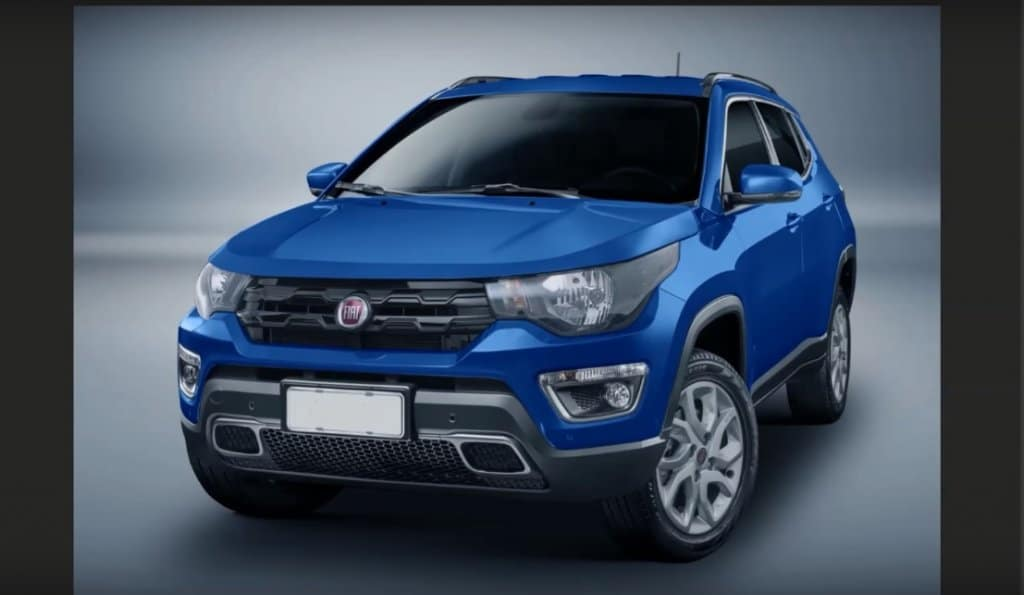 Fiat news: a new C-SUV 2021, built in Serbia
