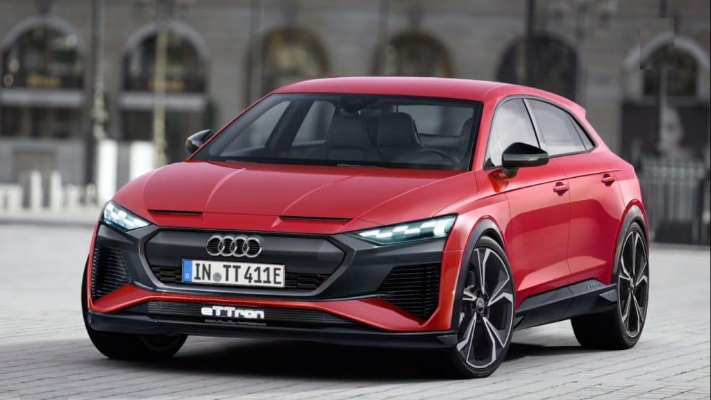 Nuova Audi TT 2021: coupè, elettrica a 4 porte (VIDEO ...