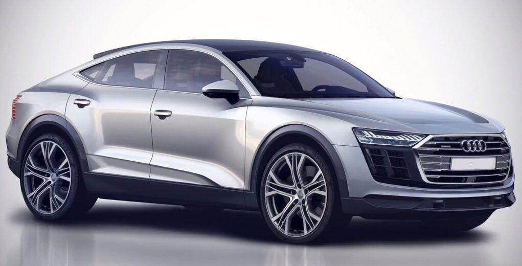 """Per la serie """"E-tron"""" in arrivo """"L'Audi E-Tron Sportback"""""""