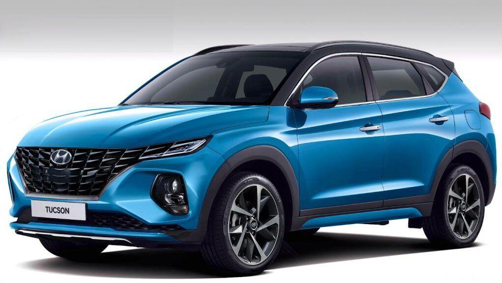 Nuova Hyundai Tucson 2021: prime foto ed info del suv ...