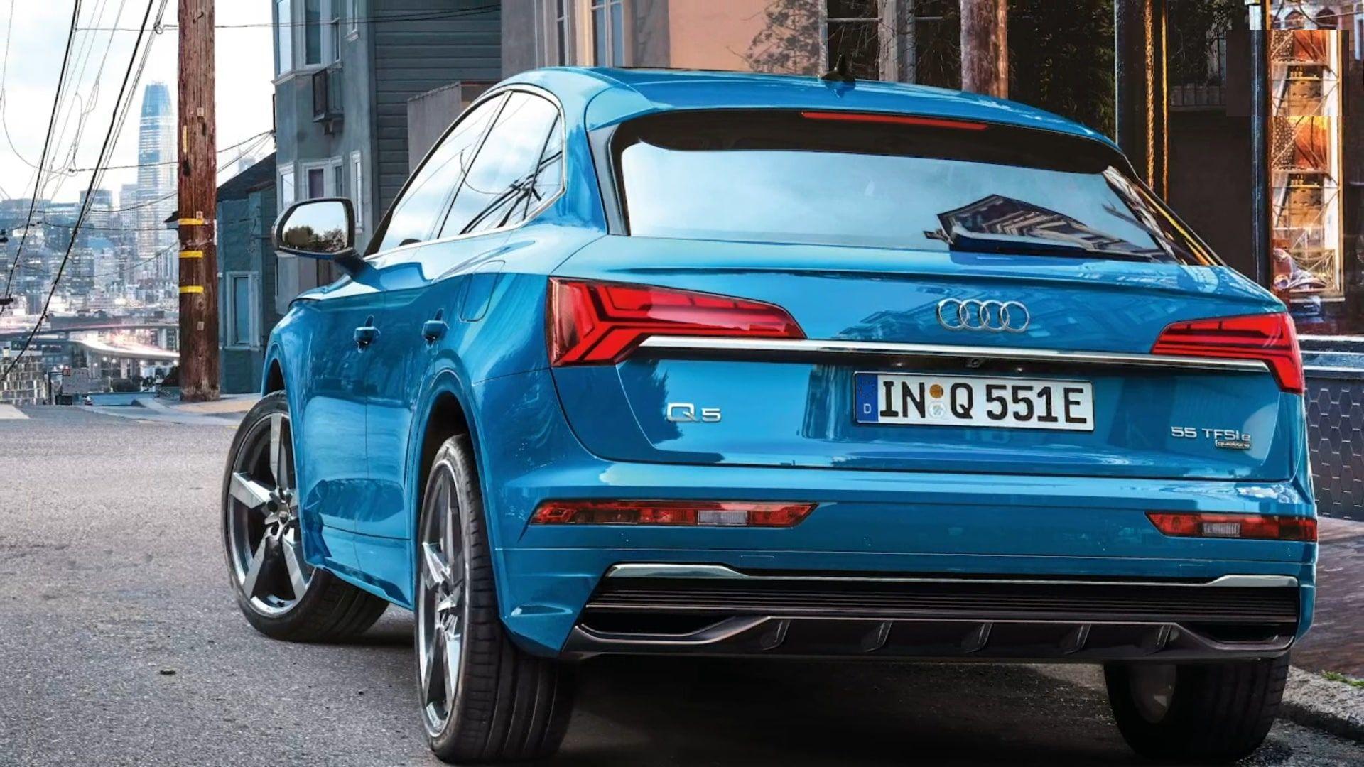 Nuova Audi Q5 2020: arriva anche la Sportback? [FOTO ...