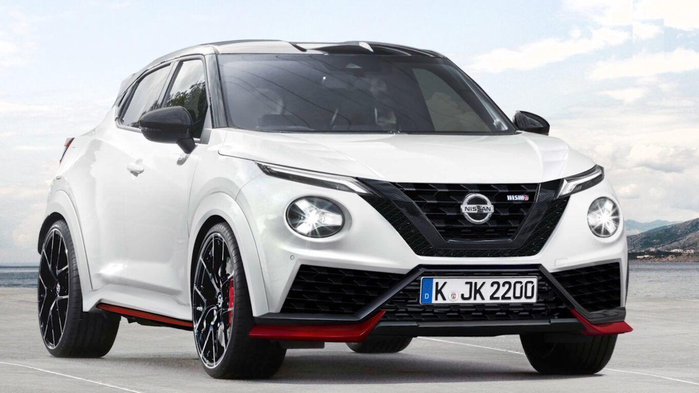 Nuova Nissan Juke Nismo 2021: foto ed informazioni ...