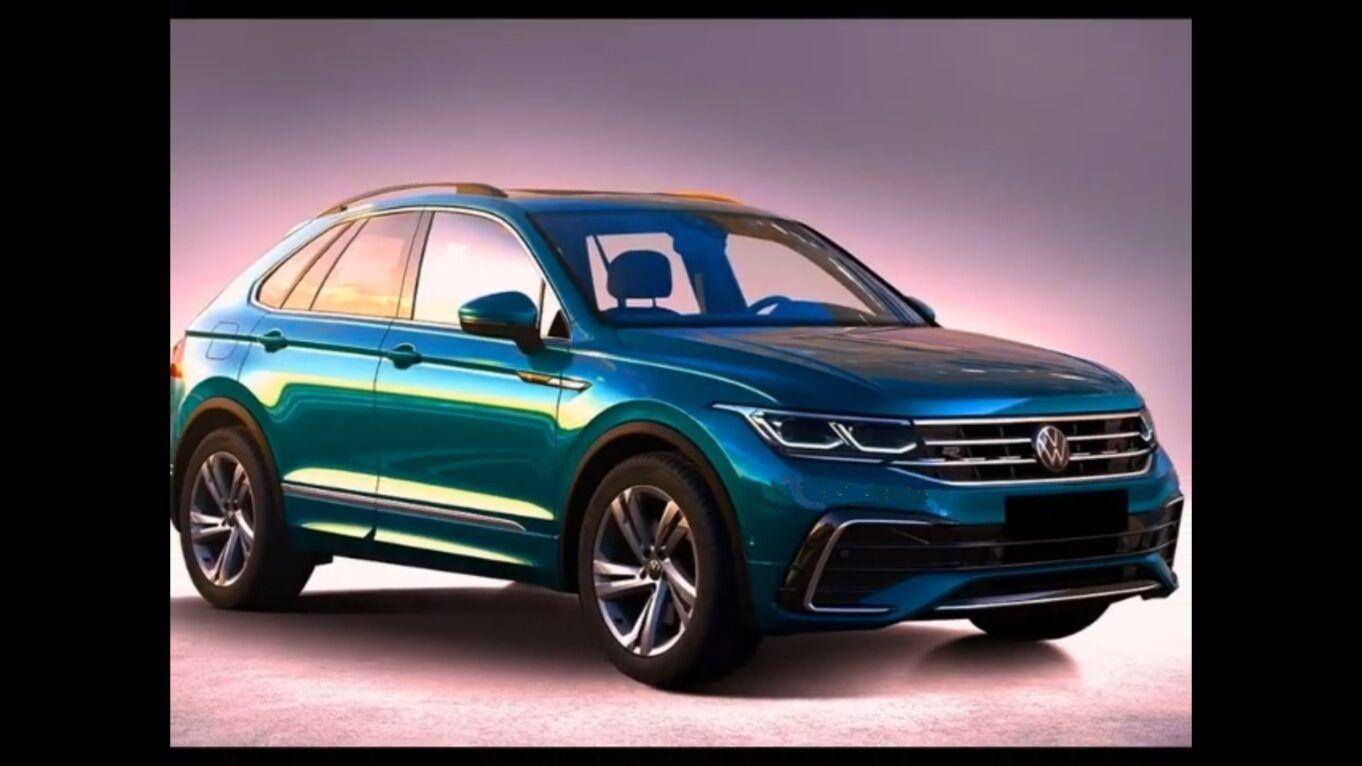 Nuova Volkswagen Tiguan Coupè 2021: arriva in Italia ...