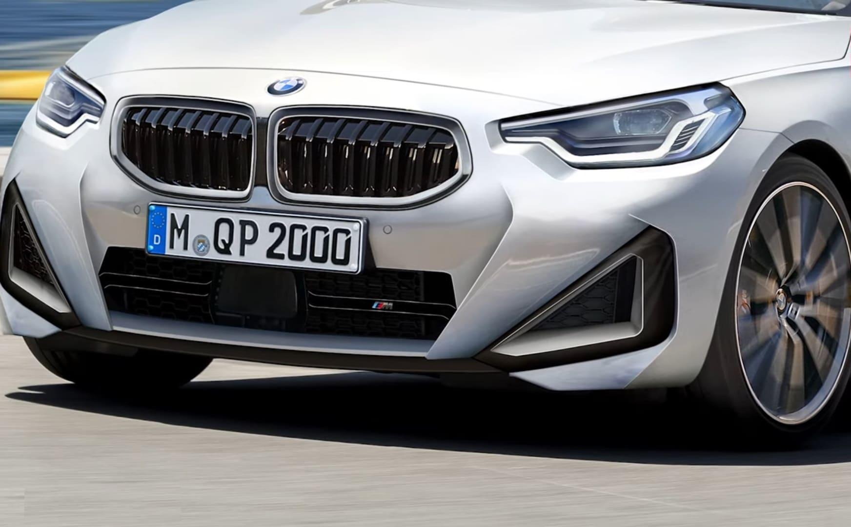 Nuova Bmw Serie 2 Coupe 2021 Trazione Posteriore E Linea Convenzionale Motori News