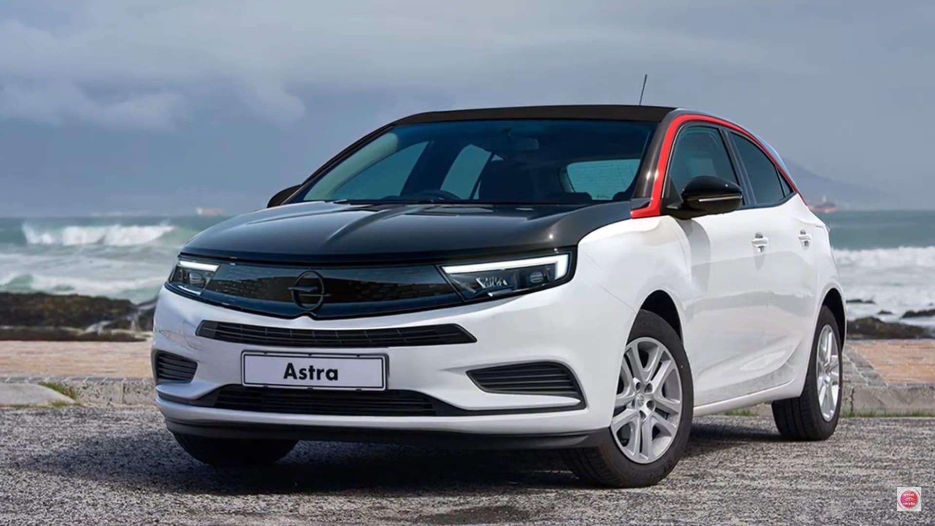 Nuova Opel Astra 2021: design della Mokka e sarà anche OPC ...
