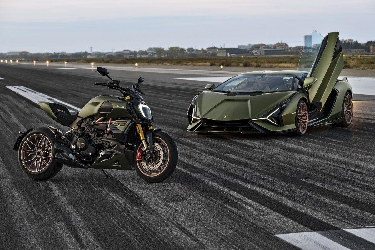 Moto e auto